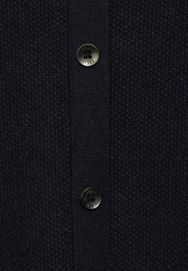 Pullover in Struktur-Optik