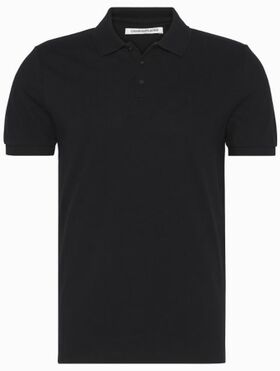 Slim Poloshirt aus Baumwoll-Pique