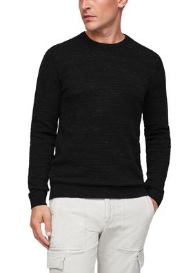 Feinstrick-Pullover