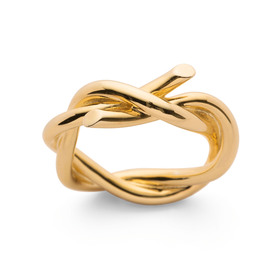 "Ring ""Infinite Twist Collection"""