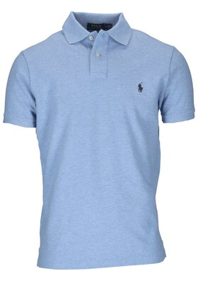 Herren Poloshirt, Custom Slim FIt