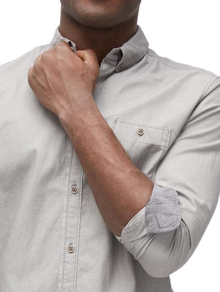 Freizeit Hemd Regular Muster