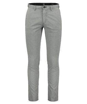 Slim Fit Chino mit feiner Struktur