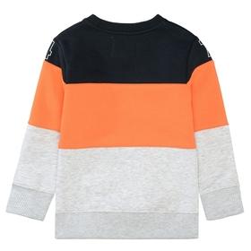 Sweatshirt im coolen Streifen-Design