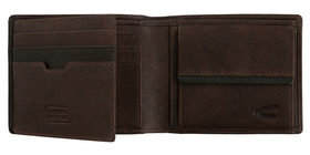 Osaka jeans wallet, brown