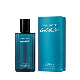 """Cool Water Man"" Deospray 75 ml"